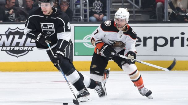 a1d779606 Should there be a  good guy  exception for NHL suspensions  After Ducks  center Andrew Cogliano was suspended