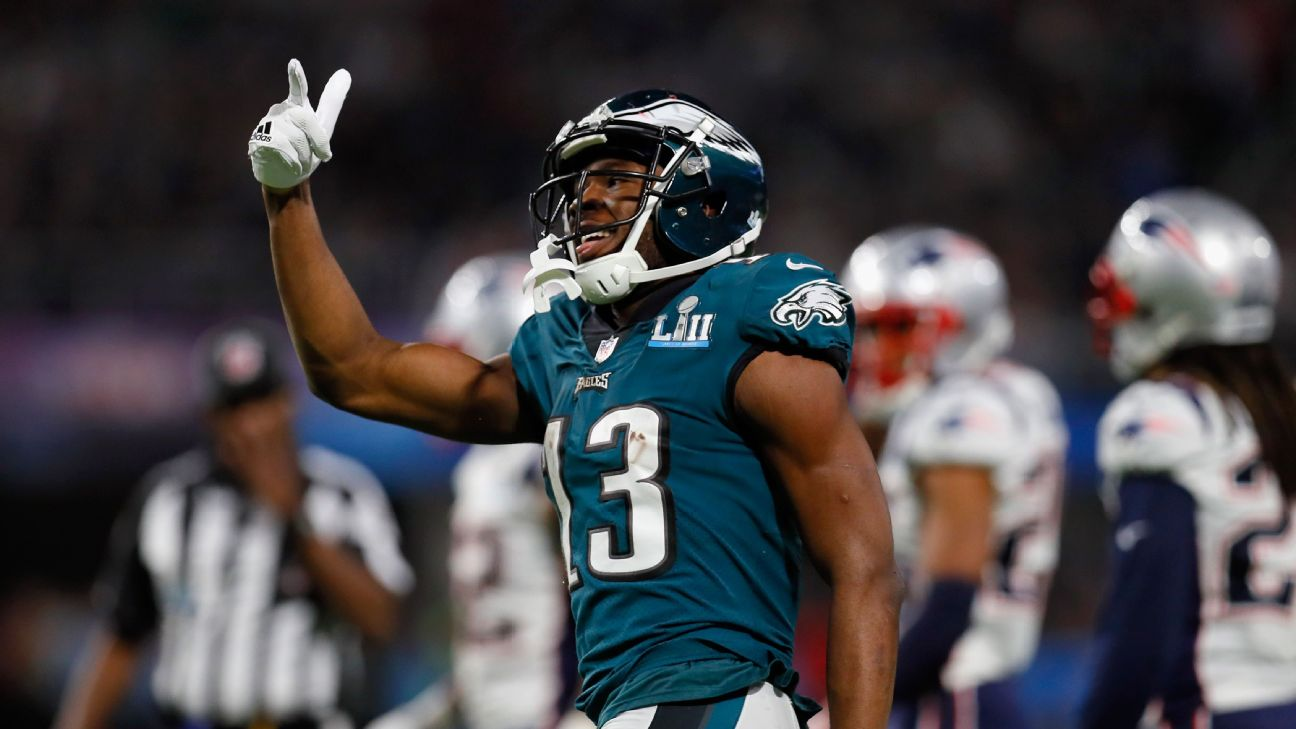 bd0f4bded3d NFL season review: Alvin, Agholor, and injuries galore   6abc.com