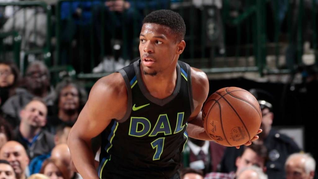 Dallas Mavericks Hope To Reconcile With Frustrated Pg Dennis