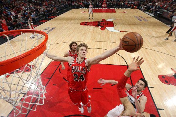 Bulls' Markkanen out 4-6 weeks for pelvis injury