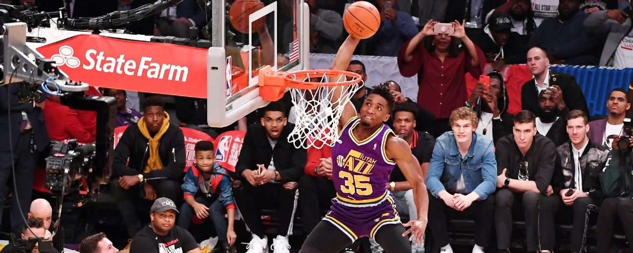 NBA All-Star 2018: Complete coverage of All-Star 2018