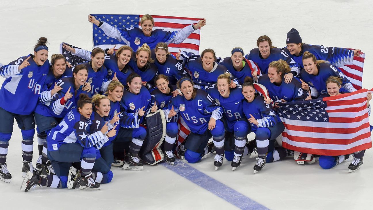 Nhl Quietly Helped Usa Hockey Pay Women S National Team Players