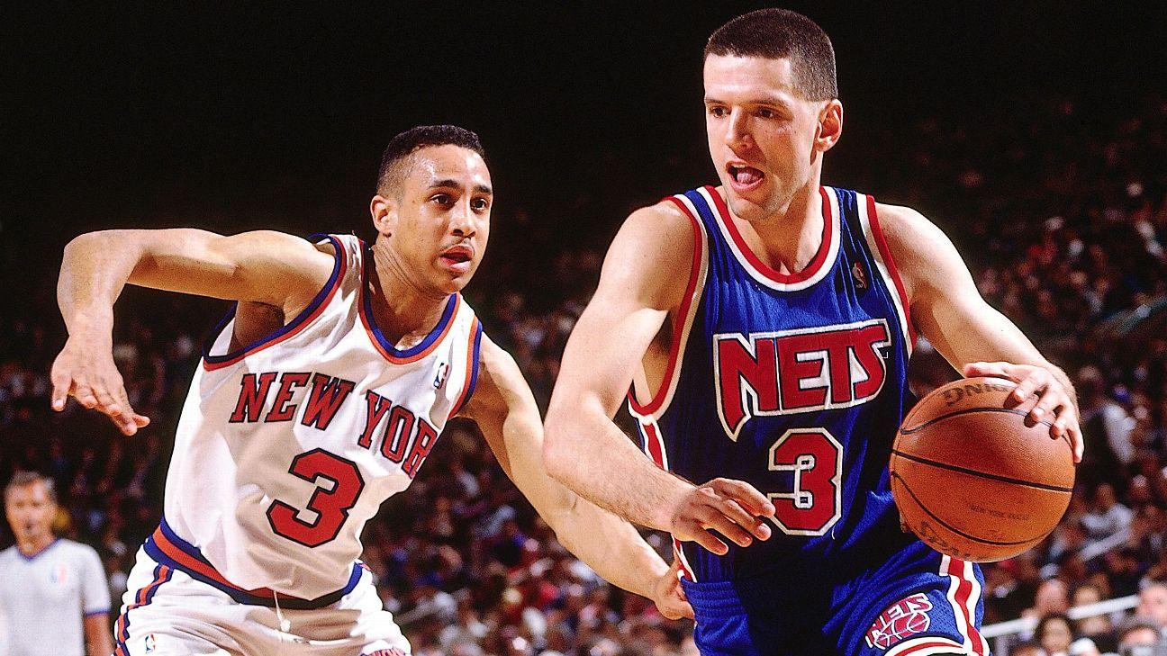 familia real relajado sextante  Zach Lowe on Drazen Petrovic's lasting basketball legacy - NBA