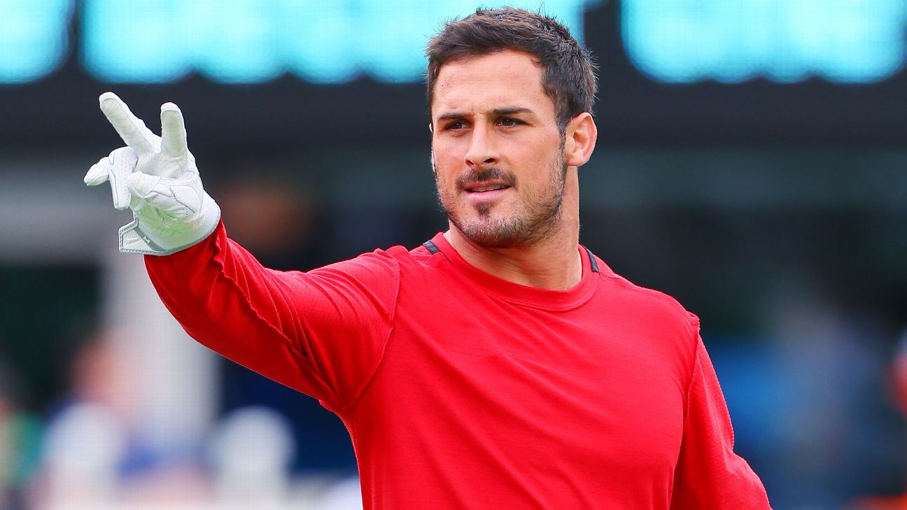 Wide receiver Danny Amendola details why he left New England