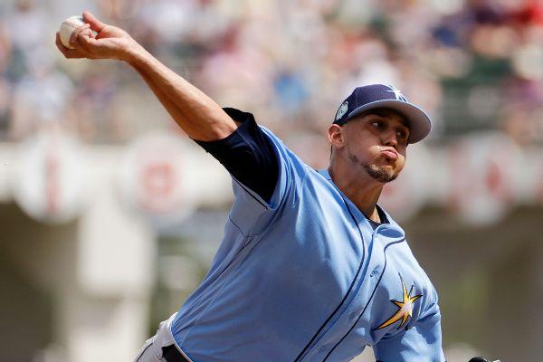 Jose De Leon Stats News Pictures Bio Videos Tampa Bay