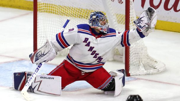 Henrik Lundqvist Stats News Videos Highlights Pictures Bio