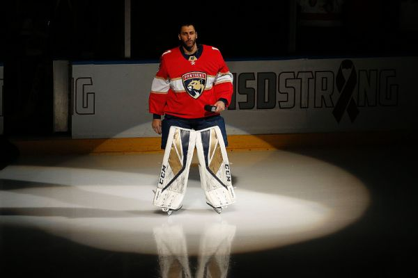 Roberto Luongo Stats News Videos Highlights Pictures Bio
