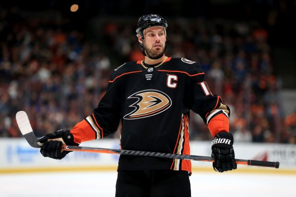 new product e859a dca55 Ryan Getzlaf Stats, News, Videos, Highlights, Pictures, Bio ...