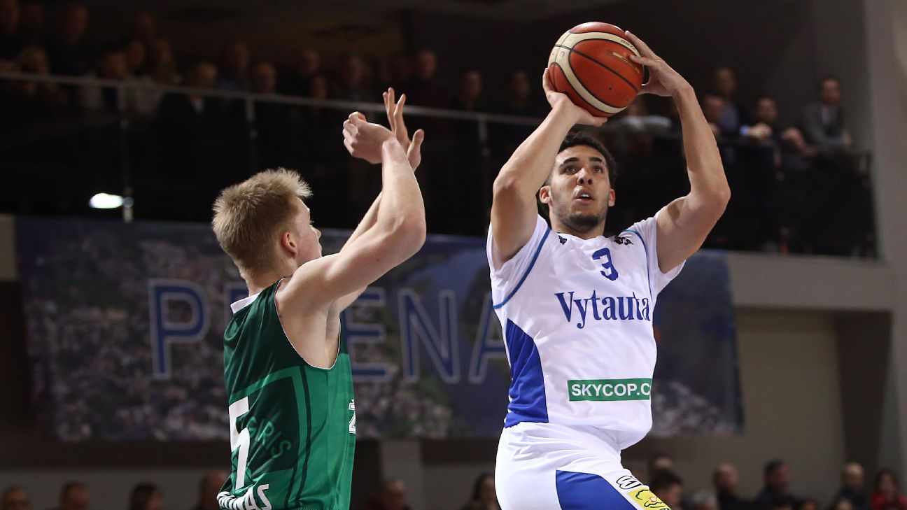 54a0ae9d88ec Lakers not inviting LiAngelo Ball to join summer league team
