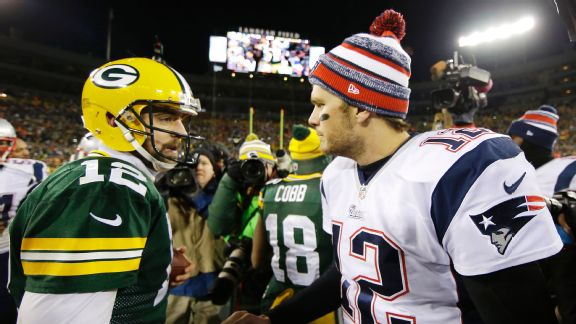 9dd0695accd3ad Mutual respect binds coaches Bill Belichick and Mike McCarthy - NFL ...