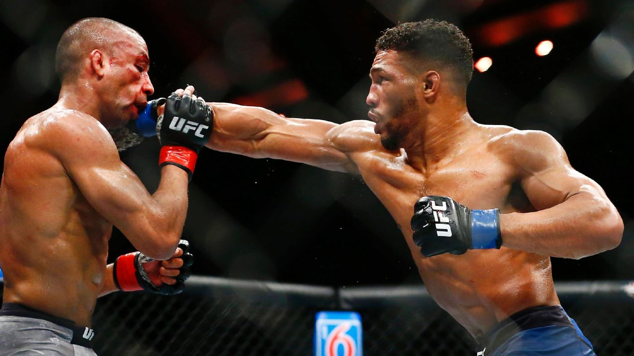 Kevin Lee confident lightweight division gets on track in 2019