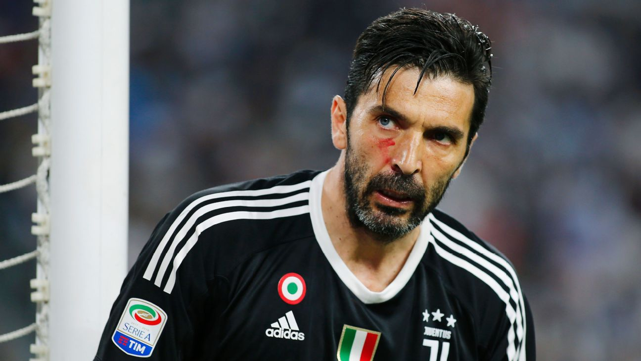 Juventus team in transition fighting for Italian soccer