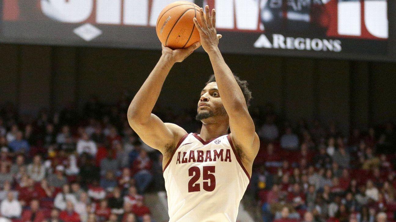 Braxton Key Virginia Cavaliers Basketball Jersey - White