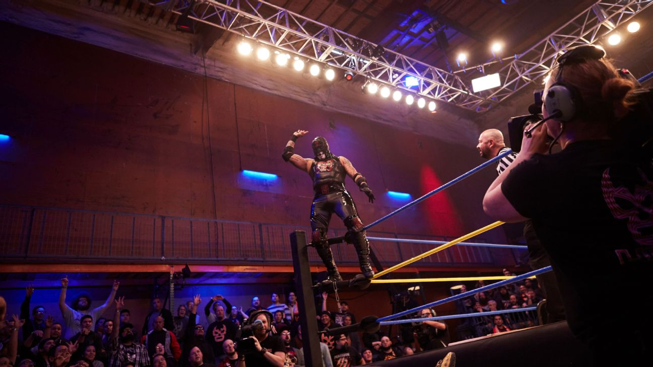 Lucha Underground Returns For Its Fourth Season Embraces Challenge Of Moving On From Two Departing Stars