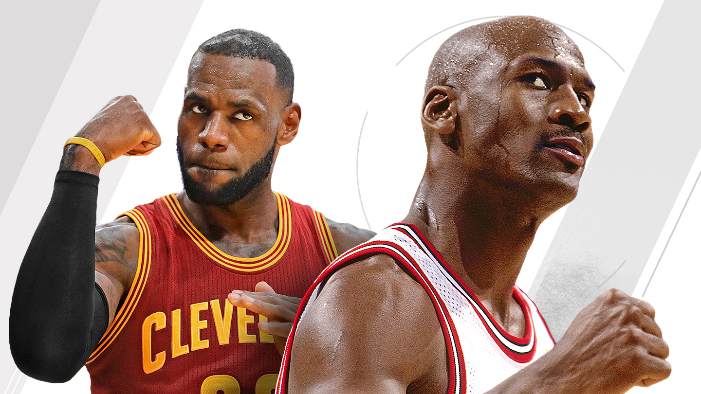 40c6c12bdec LeBron or MJ? How the King is settling the GOAT debate | abc7chicago.com