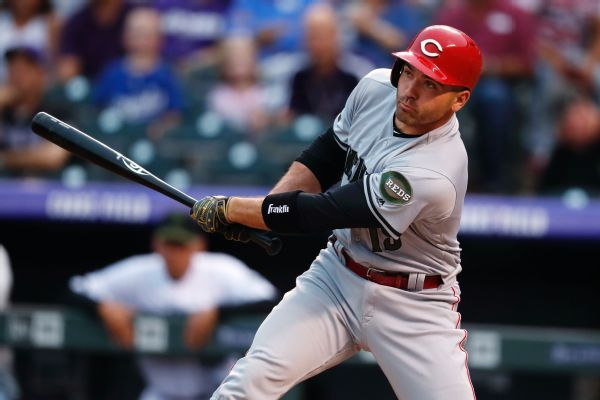 Joey Votto Stats, News, Pictures, Bio, Videos - Cincinnati Reds - ESPN
