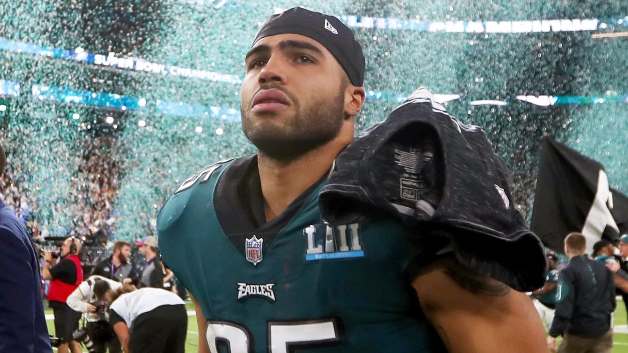 Free-agent LB Mychal Kendricks signs 1-year deal with Cleveland Browns