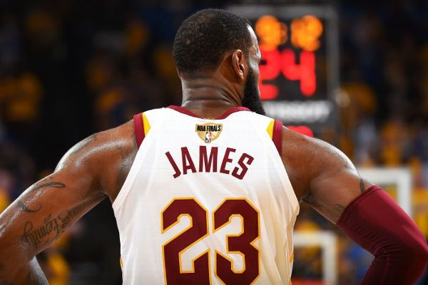 03da0bc43 LeBron James on future with Cavaliers: 'No idea at this point ...