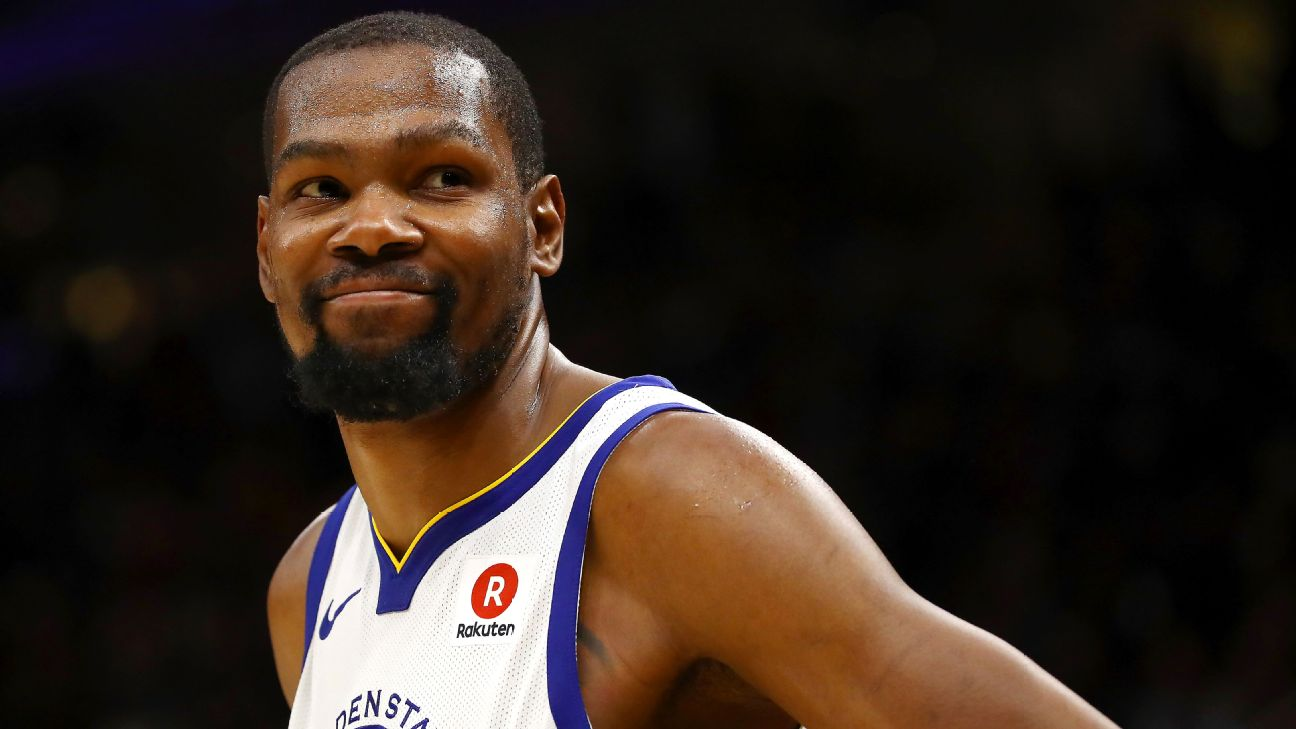 a1733288117 Kevin Durant to sign one-and-one deal with Warriors  includes playe ...