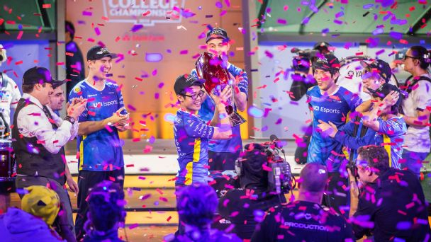 Reigning champ UCI tops College League of Legends Week 1 rankings