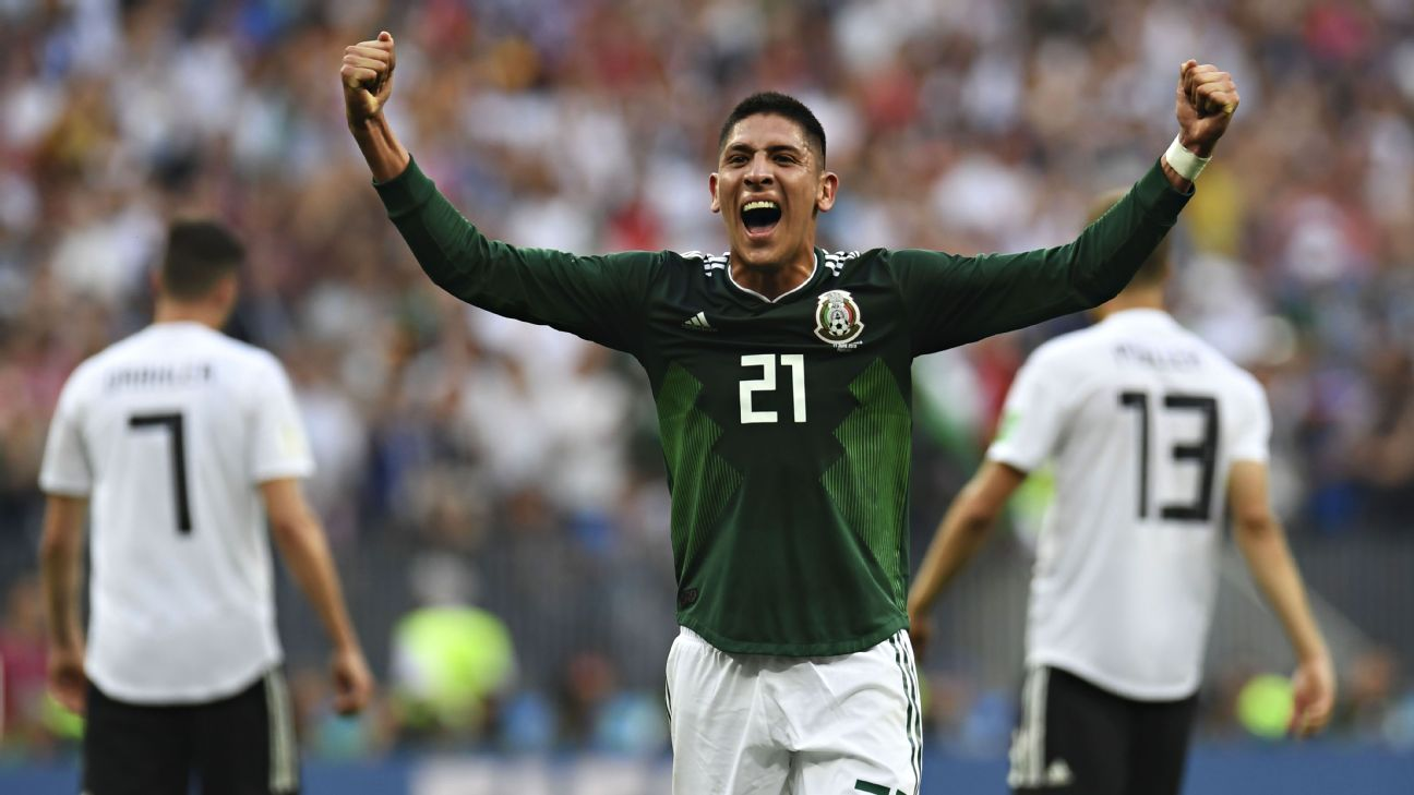 While 22-year-old star winger Hirving Lozano is the young Mexican most  likely to turn heads in this World Cup a9b84e438