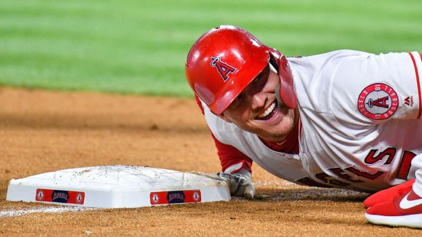 1f743acac Mike Trout is on pace for the greatest season in MLB history