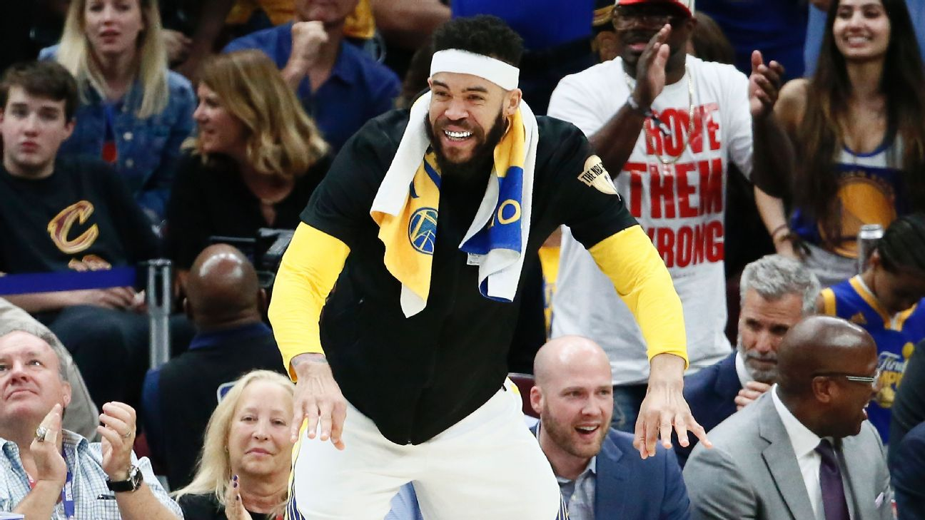 fec3d0bc918 Two-time champion JaVale McGee wants to stay with Golden State ...