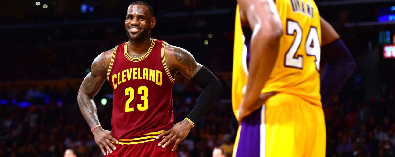 ae3334ec73d4 LeBron James joining Los Angeles Lakers in NBA free agency ...