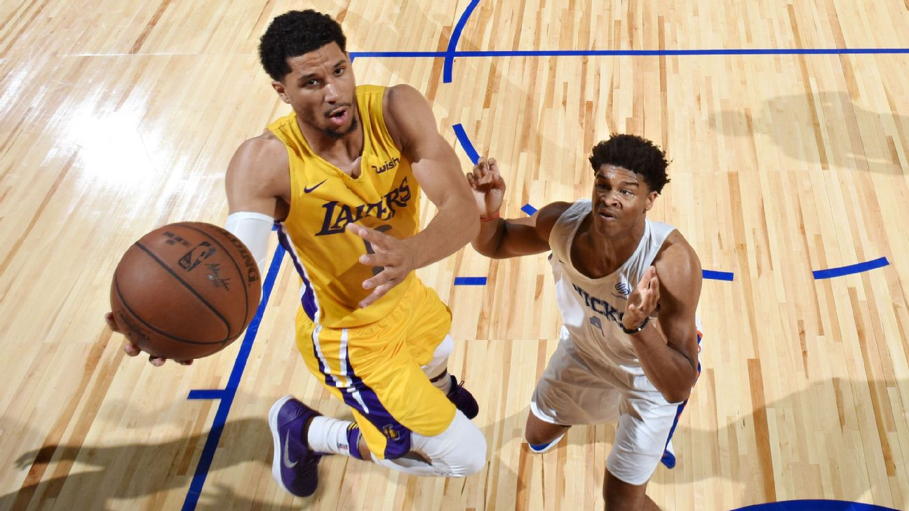 c53e342664f2 Which Lakers prospects are showing potential to help LeBron