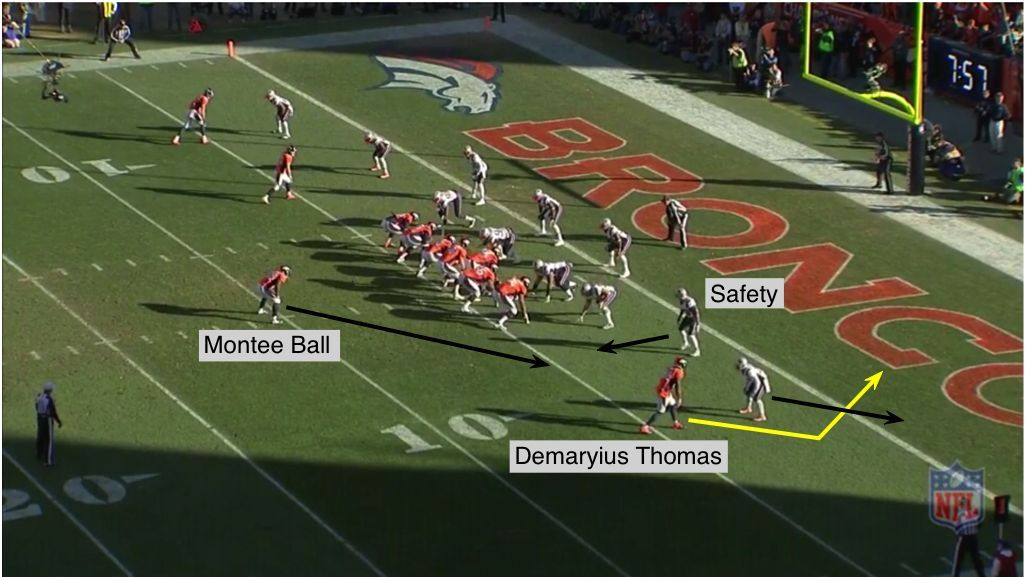 NFL - The art of installing new offensive plays
