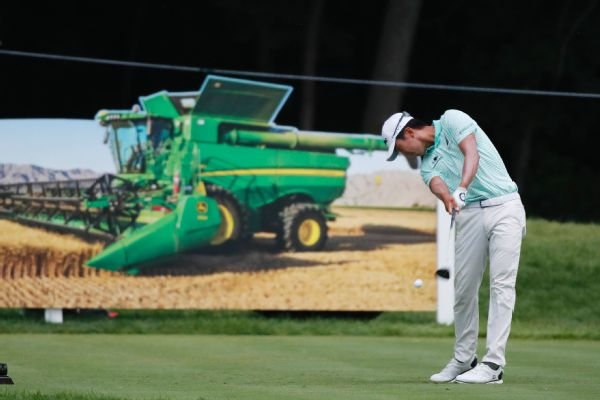 John Deere Classic canceled due to coronavirus