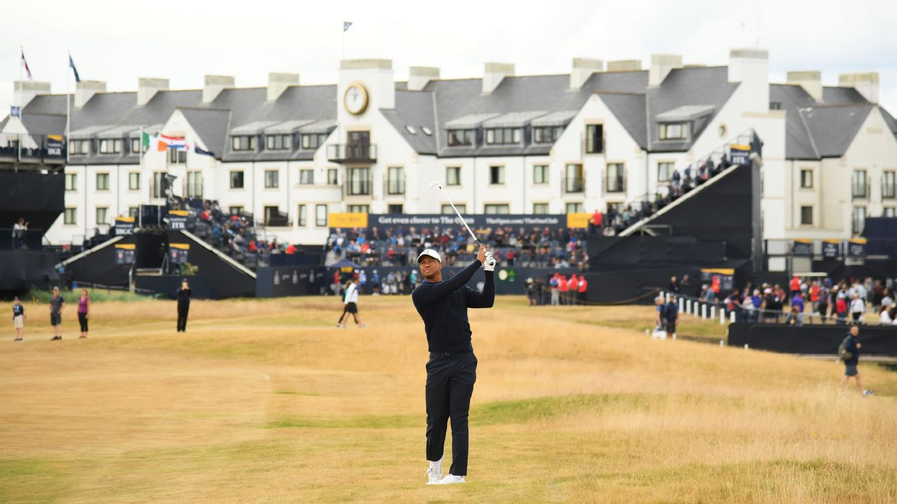 2018 Open - Everything you need to know for Round 1 of the