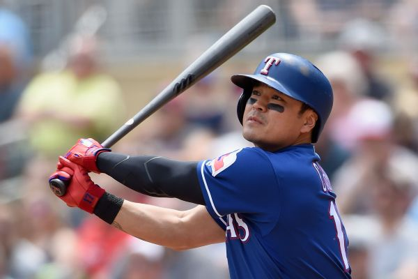 Choo donating funds to Rangers minor leaguers