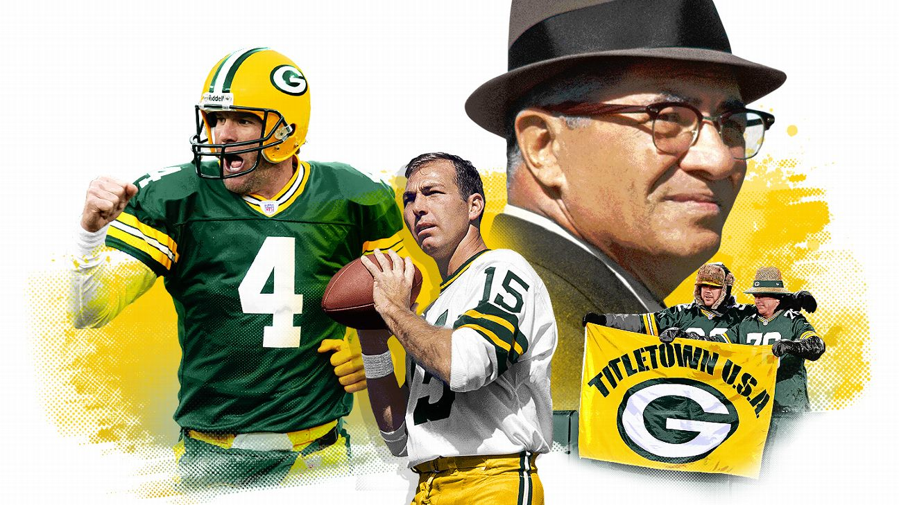 100 things to know about the Packers in their 100th season  a973699a1