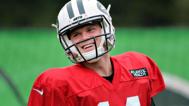Behind-the-scenes look at how Sam Darnold has impressed New York Jets - New York Jets Blog