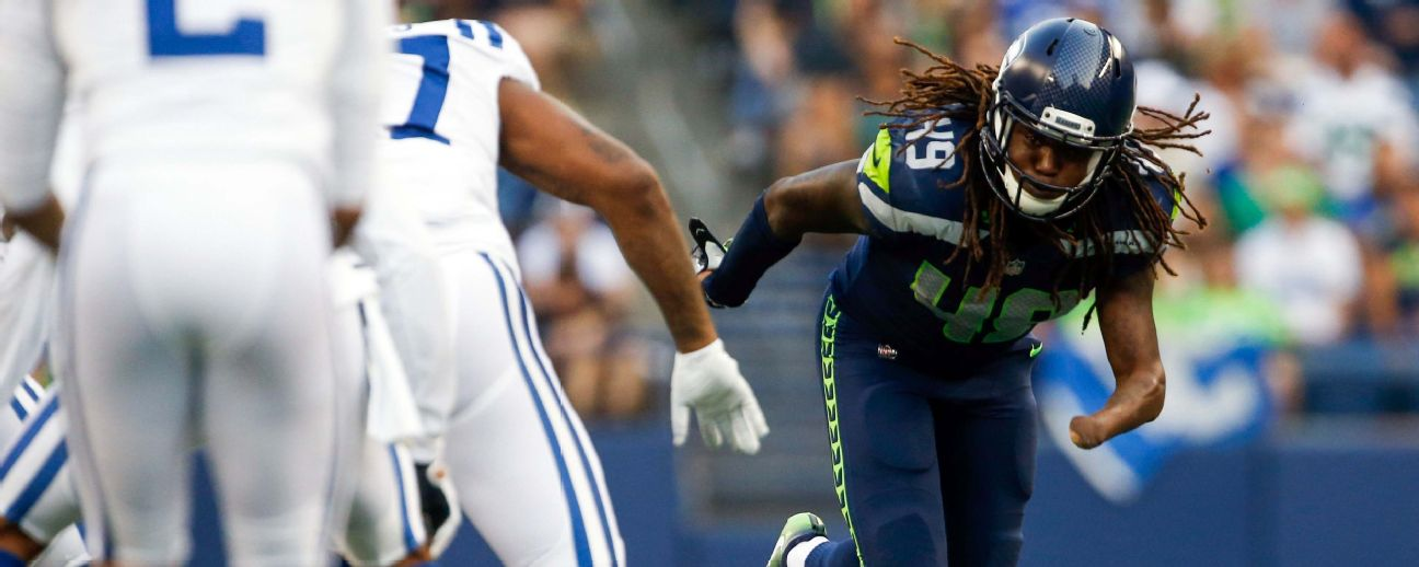 debf52969ff Shaquill Griffin Stats