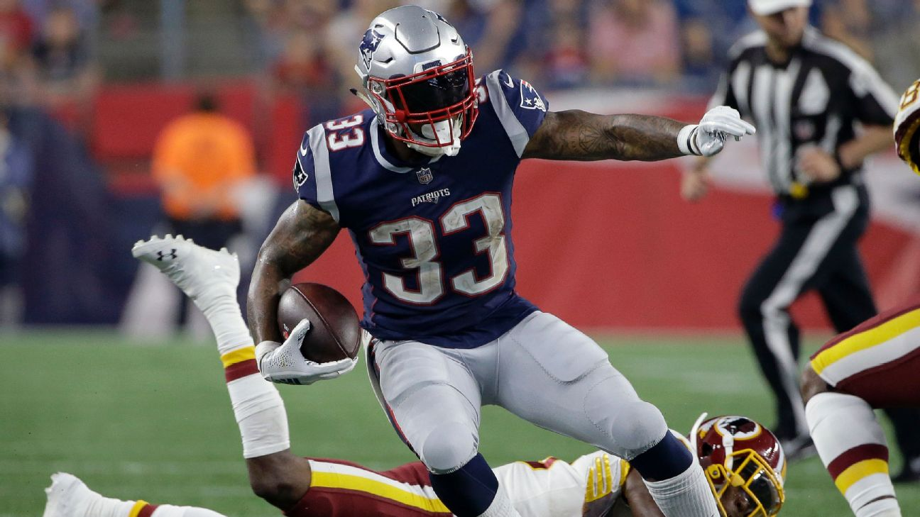 Veteran RB Jeremy Hill tweets he's signed with Las Vegas Raiders
