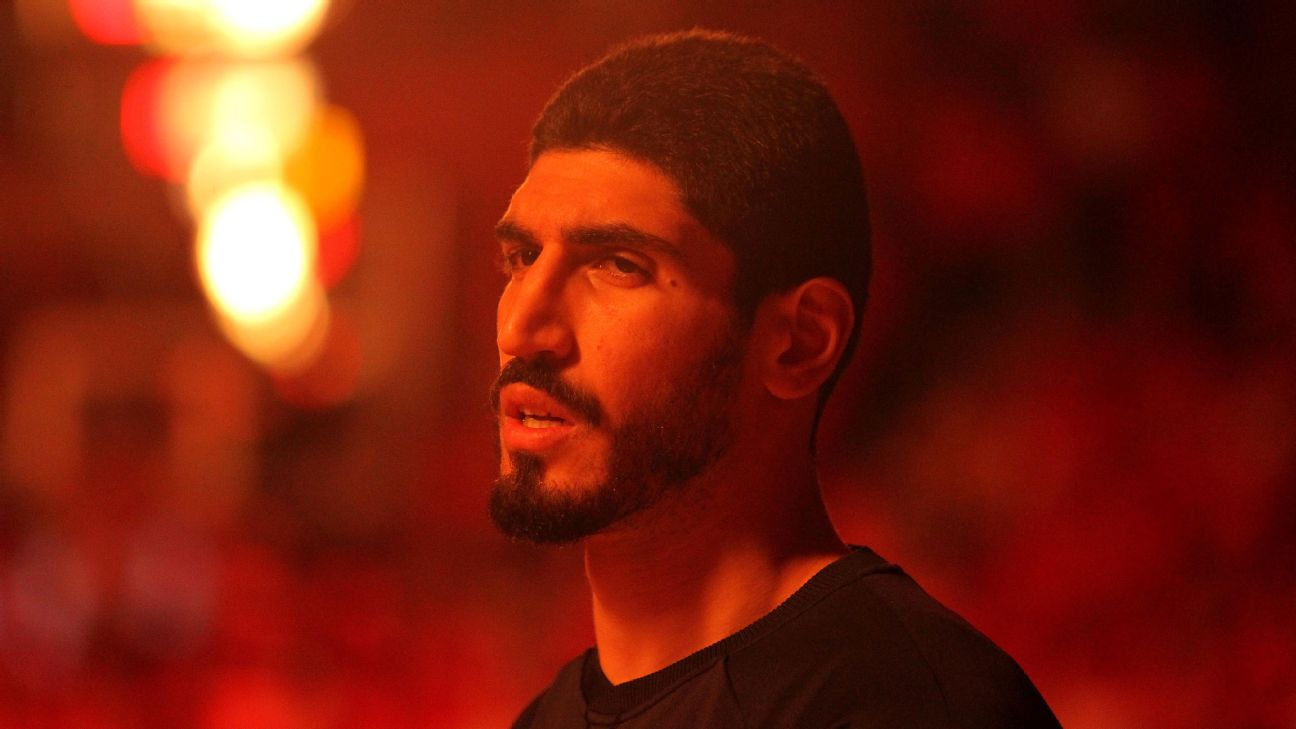 f24ff203b60 Just keep trolling:' Enes Kanter has no plans on backing down ...