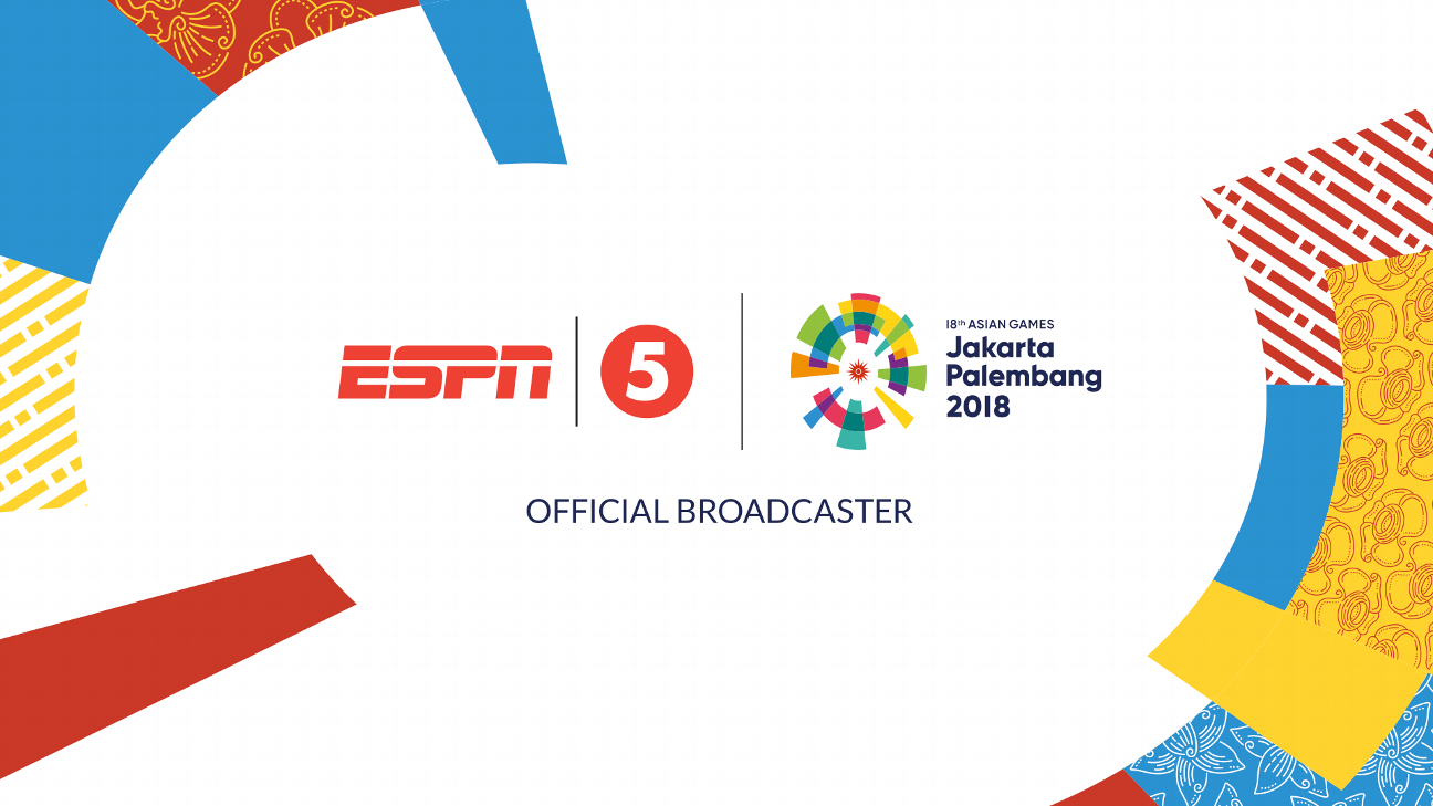 Livestream Asian Games August 22