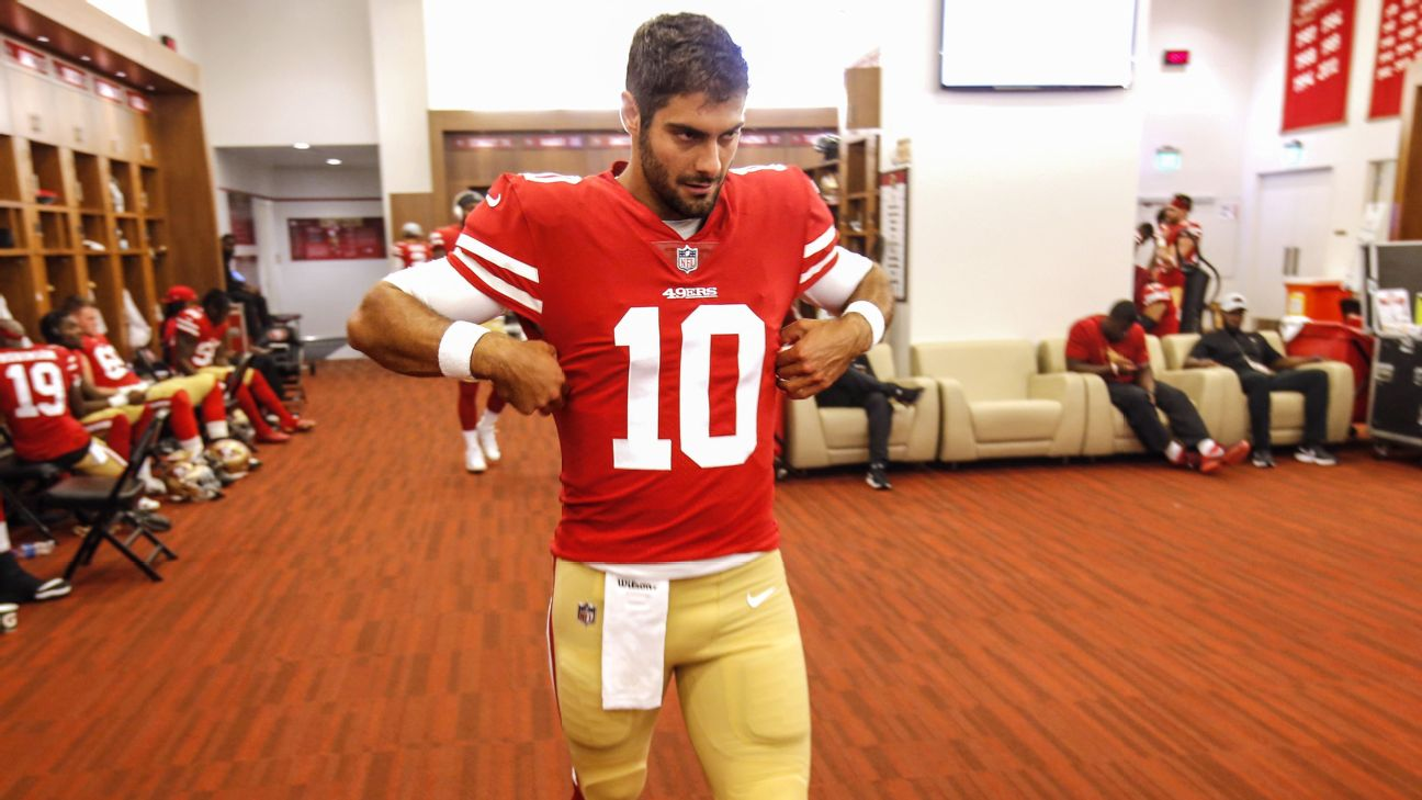 Can Jimmy Garoppolo Really Save The Niners Here S What We