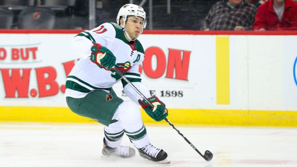 Jason Zucker Stats News Videos Highlights Pictures Bio
