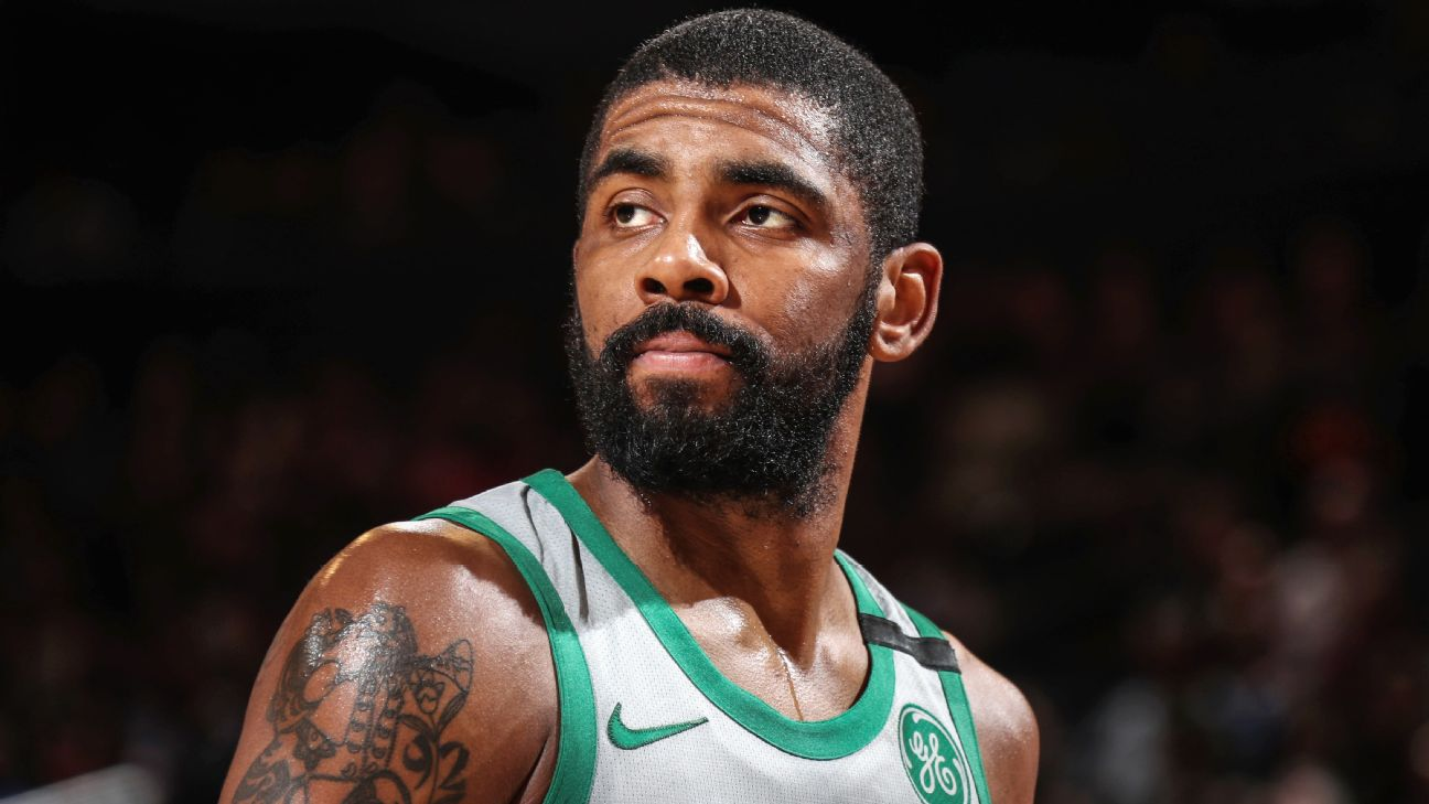 d3c693c8ba6 Kyrie Irving talks Steph Curry s moon comments