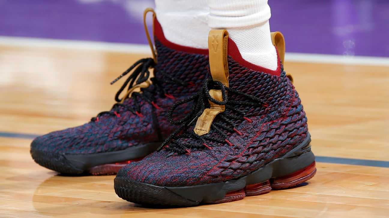 3e7c202b16a See the sneakers that have drawn warnings and fines from the NBA