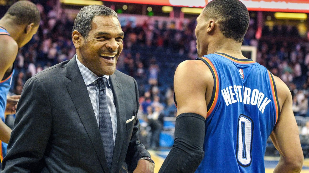 d5754f292af7 The unique relationship between Russell Westbrook and Mo Cheeks ...