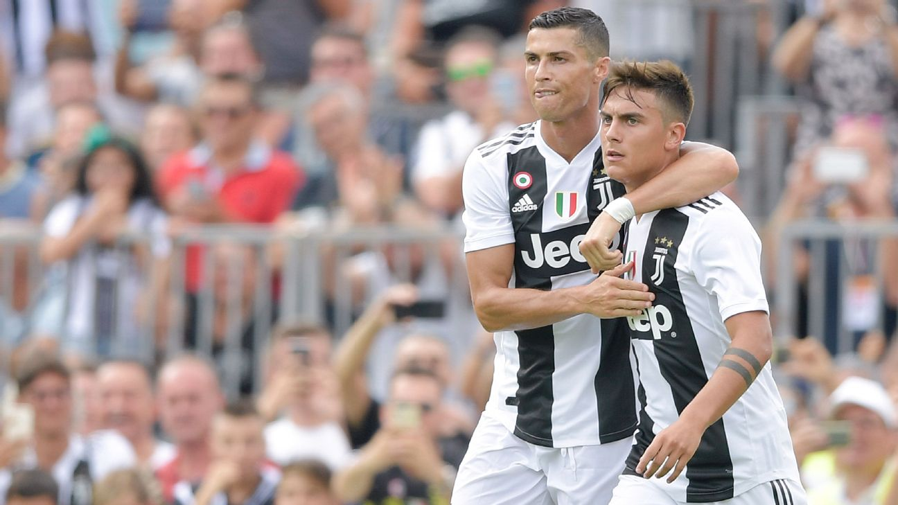 10+ Juventus Ronaldo And Dybala