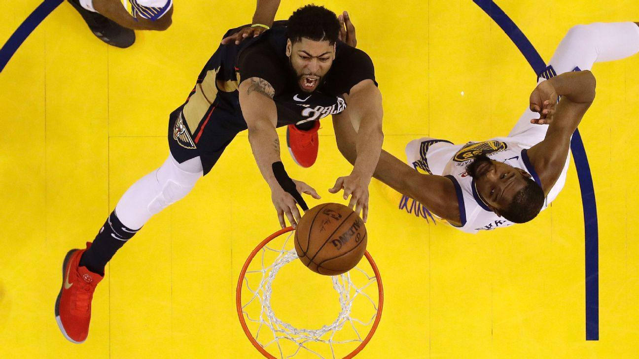 bfe86af92 Anthony Davis hopeful that DeMarcus Cousins can return to Pelicans ...
