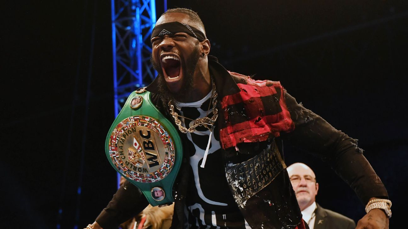 Joshua-Wilder a possibility after DAZN meeting