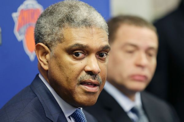Knicks brass 'not happy' 10 games into season