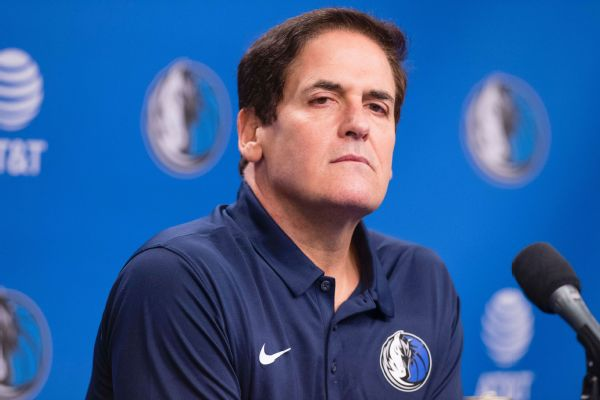Mavs' Cuban: 'No idea' on when NBA returns