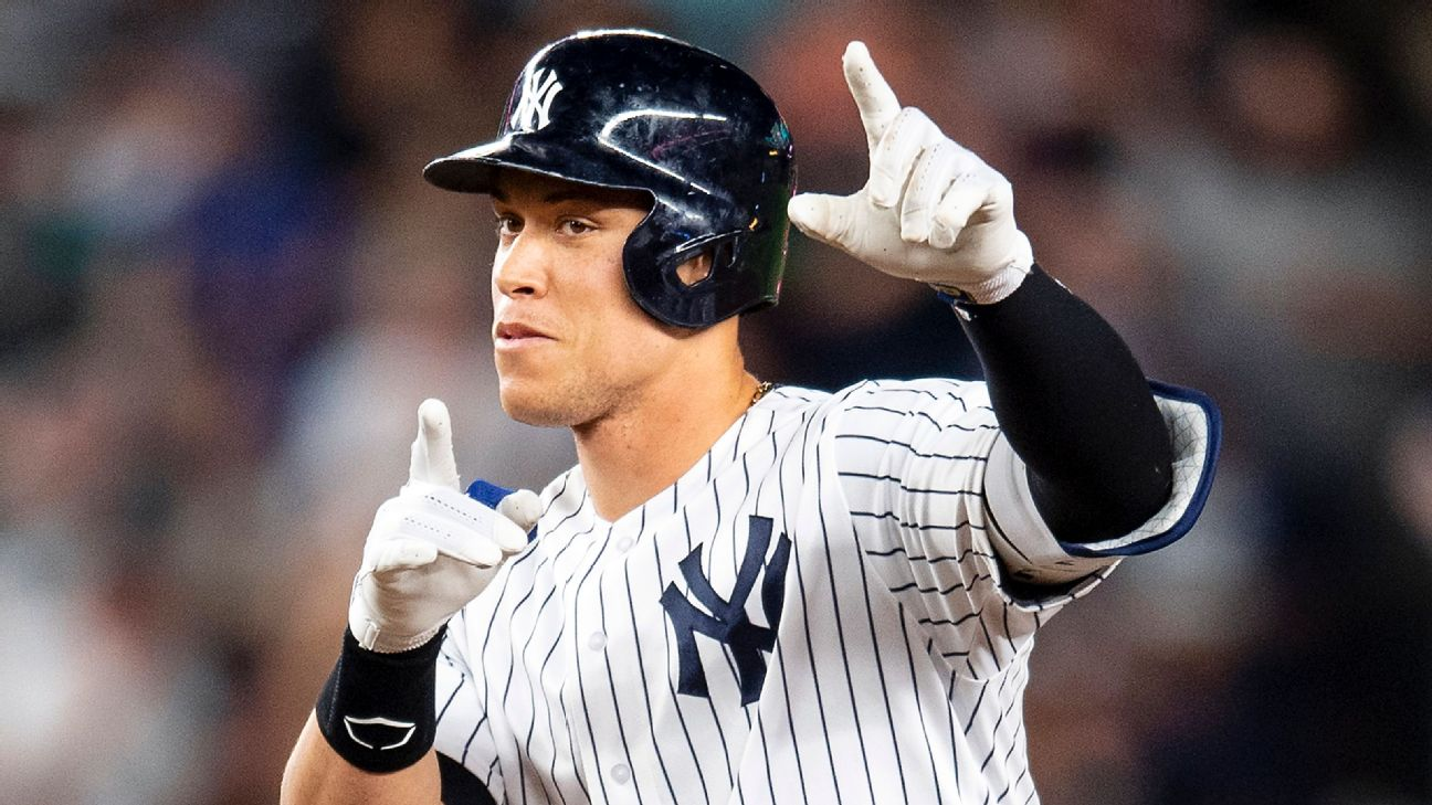 All rise  Yankees  Aaron Judge has best-selling jersey again ... 6bdd26dc0